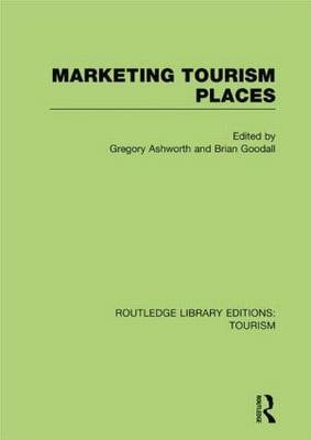Marketing Tourism Places (RLE Tourism)