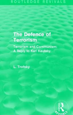 The Defence of Terrorism: Terrorism and Communism