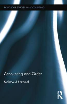 Accounting and Order