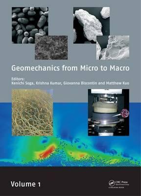 Geomechanics from Micro to Macro