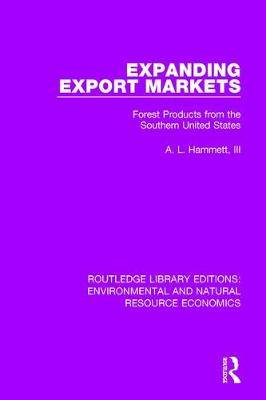 Expanding Export Markets: Forest Products from the Southern United States
