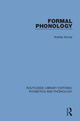 Formal Phonology