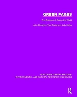Green Pages: The Business of Saving the World