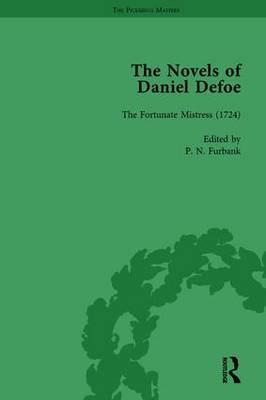The Novels of Daniel Defoe, Part II vol 9