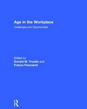 Age in the Workplace: Challenges and Opportunities