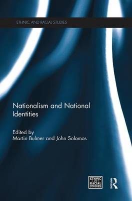 Nationalism and National Identities
