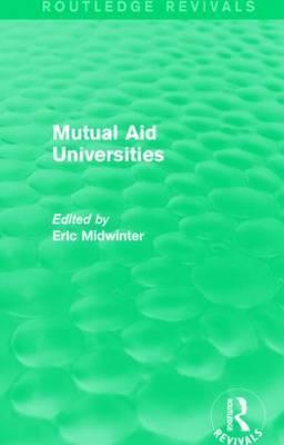 Mutual Aid Universities