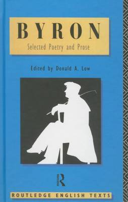 Byron: Selected Poetry and Prose