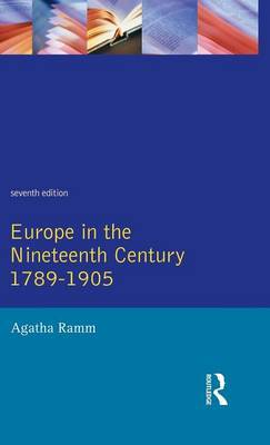Grant and Temperley's Europe in the Nineteenth Century, 1789-1905