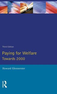 Paying for Welfare: Towards 2000