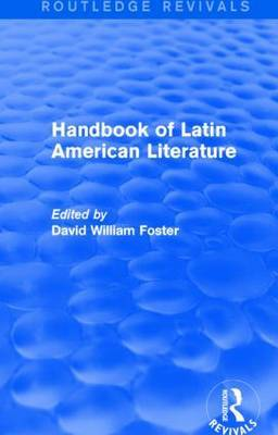 Handbook of Latin American Literature