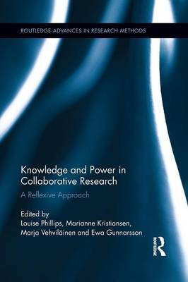 Knowledge and Power in Collaborative Research: A Reflexive Approach