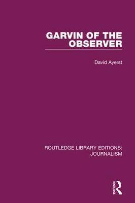 Garvin of the Observer