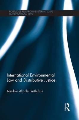 International Environmental Law and Distributive Justice: The Equitable Distribution of CDM Projects under the Kyoto Protocol