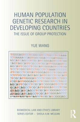 Human Population Genetic Research in Developing Countries: The Issue of Group Protection