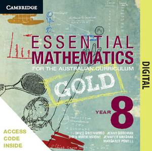 Essential Mathematics Gold for the Australian Curriculum Year 8 PDF Textbook