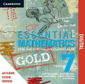 Essential Mathematics Gold for the Australian Curriculum Year 7 PDF Textbook