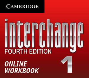 Interchange Level 1 Online Workbook (standalone for Students)