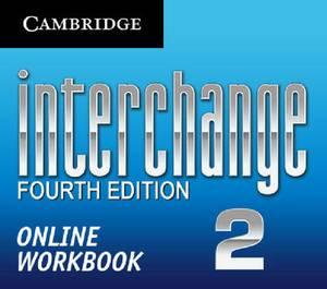 Interchange Level 2 Online Workbook (standalone for Students)