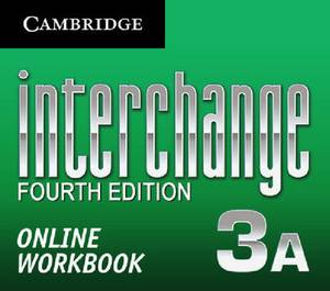 Interchange Level 3 Online Workbook A (standalone for Students)