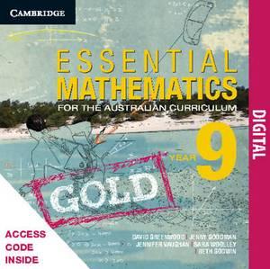 Essential Mathematics Gold for the Australian Curriculum Year 9 PDF Textbook