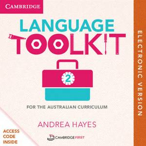 Language Toolkit 2 for the Australian Curriculum