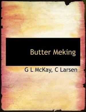 Butter Meking