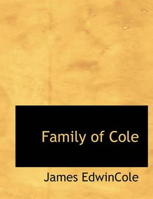 Family of Cole