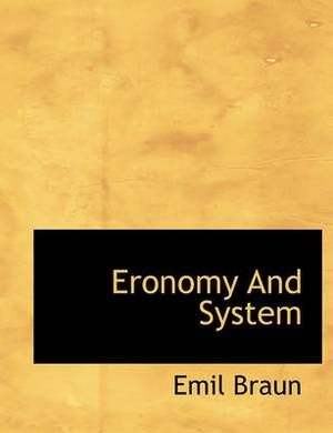 Eronomy and System