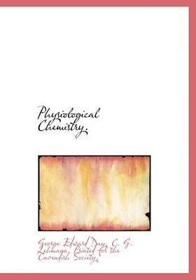 Physiological Chemistry.