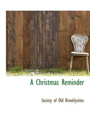 A Christmas Reminder