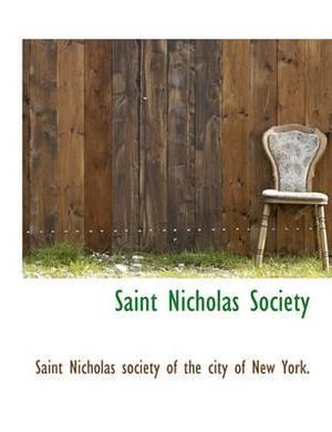 Saint Nicholas Society