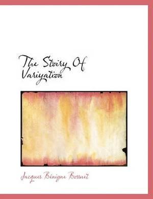 The Stoiry of Variyation