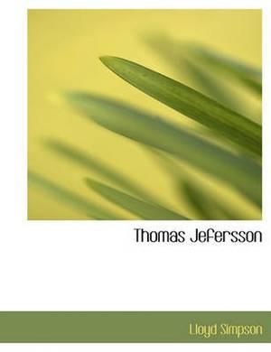 Thomas Jefersson