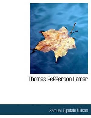 Thomas Fefferson Lamar