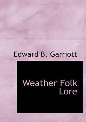 Weather Folk Lore