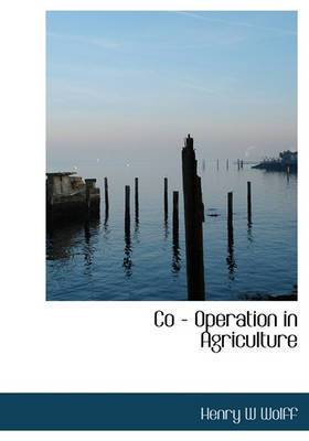 Co - Operation in Agriculture