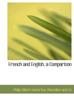 French and English, a Comparison