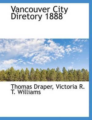 Vancouver City Diretory 1888