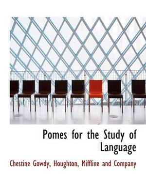 Pomes for the Study of Language