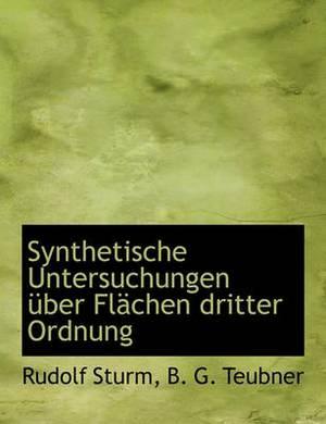Synthetische Untersuchungen Uber FL Chen Dritter Ordnung
