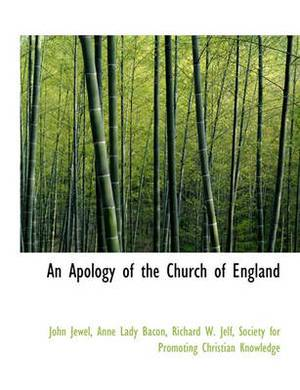 An Apology of the Church of England