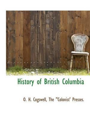 History of British Columbia