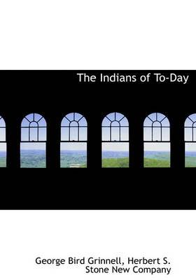 The Indians of To-Day