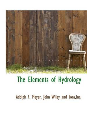 The Elements of Hydrology