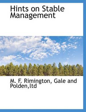 Hints on Stable Management
