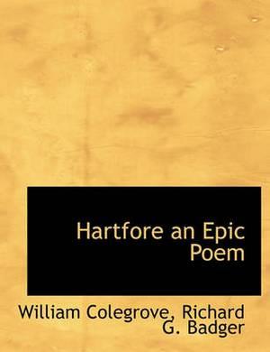 Hartfore an Epic Poem