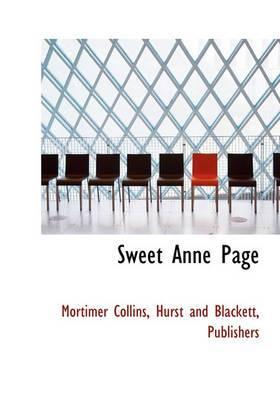 Sweet Anne Page