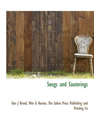 Songs and Sauterings