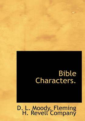 Bible Characters.